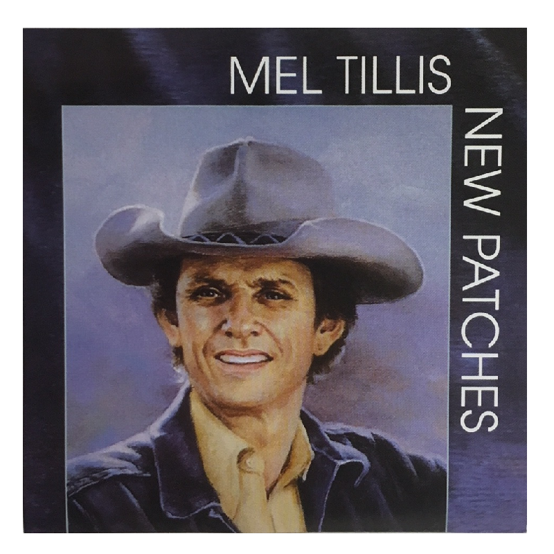 Mel Tillis CD- New Patches