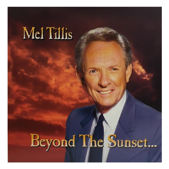 Mel Tillis CD- Beyond the Sunset