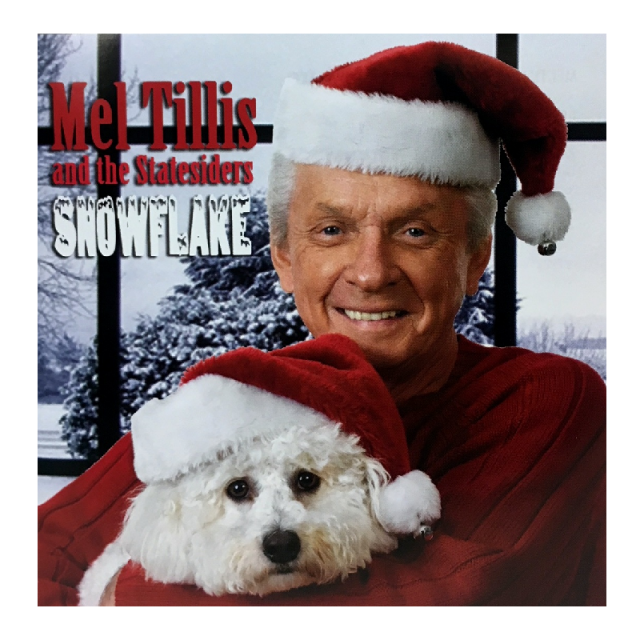 Mel Tillis and the Statesiders CD- Snowflake