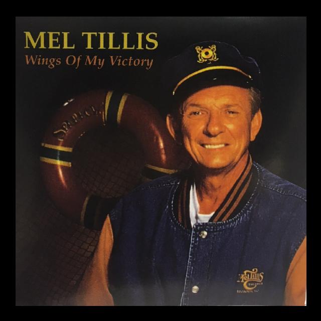 Mel Tillis CD- Wings Of My Victory