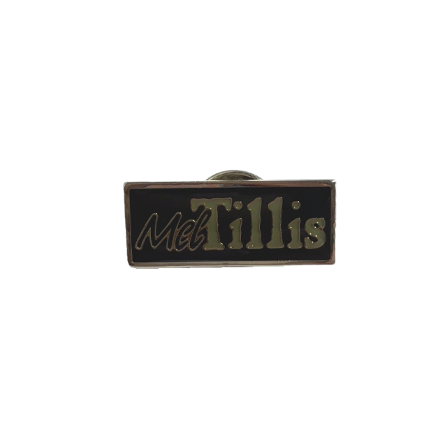 Mel Tillis Collectible Hat Pin